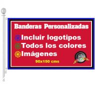 Banderas Rectangulares