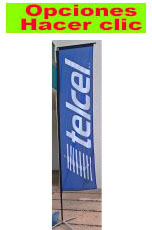 TELCEL RECTANGULAR
